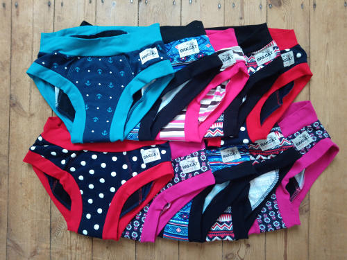 Miss Ruby Period Panties shop online Butterfly wings 10