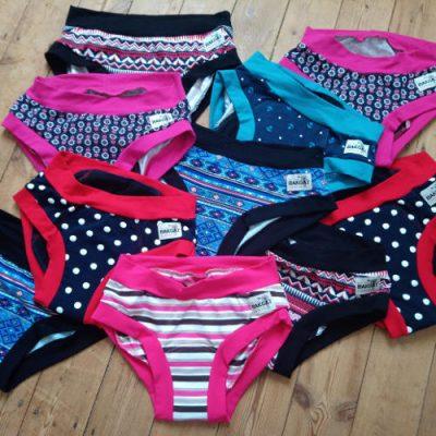 Miss Ruby Period Panties shop online Butterfly wings